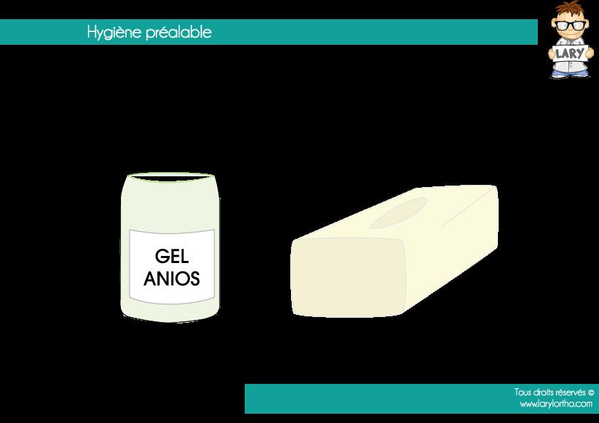 Hygiène préalable