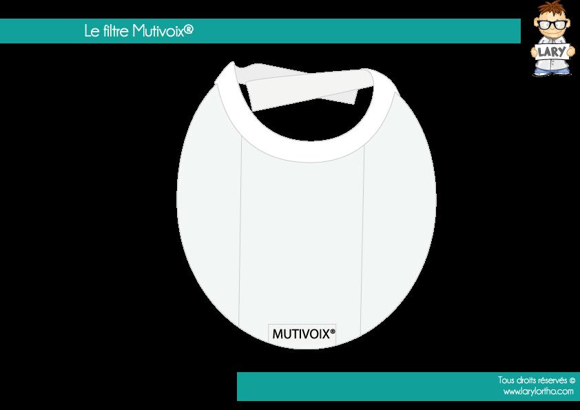 Le filtre Mutivoix