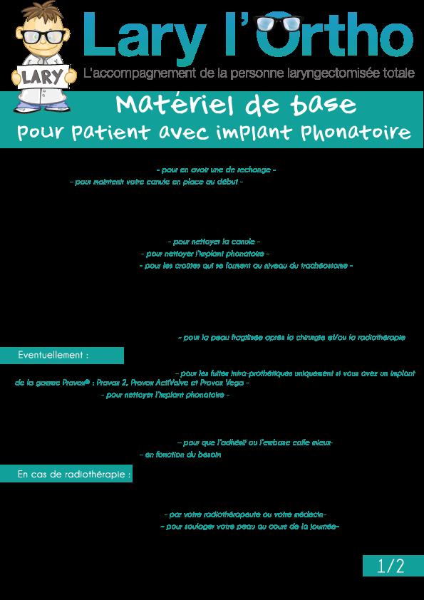 Materiel_Base_avec-implant-Patient